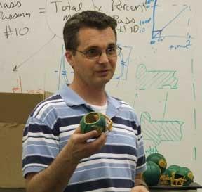 Dr. Jeff Raquet