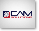 CAM Solutions ロゴ